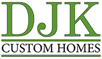 djk homes logo