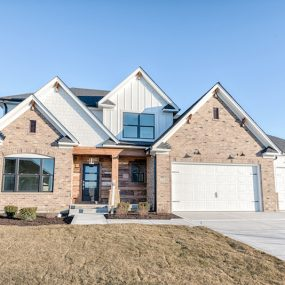Immediate Move-In Ready 1st Floor Master Custom Home Now Available in Stewart Ridge!